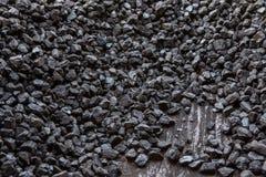 Brown coal Stock Photo