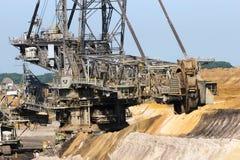 Mining excavator Royalty Free Stock Photo
