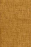 Brown coarse textile background Royalty Free Stock Photos