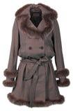 Brown coat Stock Photo