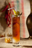 Brown Cocktail Royalty Free Stock Image