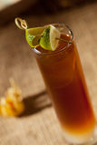 Brown Cocktail Stock Photography