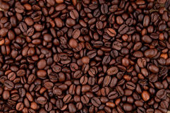 Brown coffee. Brown coffee, background texture, close-up Royalty Free Stock Images