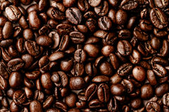 Brown coffee Stock Image