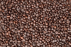 Brown coffee bean ,texture,background,closeup Royalty Free Stock Images