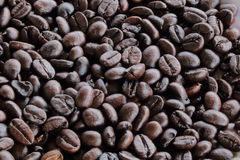 Brown coffee. Closeup of brown coffee background Royalty Free Stock Images