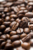 Brown coffee texture. Brown coffee, background texture, close-up Royalty Free Stock Image