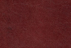 Brown color artificial leather pattern. Royalty Free Stock Photography