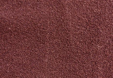 Brown color felt pattern. Royalty Free Stock Images