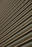 Brown colored filter grid. royalty free stock photo