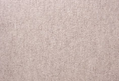 Brown colored wool textile Stock Photography
