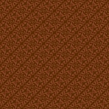 Brown Colors Art Deco Style Curve Pattern design. Original Patte Stock Image