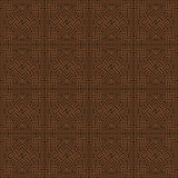 Brown Colors Geometry Pattern. Stock Images