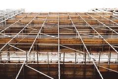 Brown Concrete Building Royalty Free Stock Photos