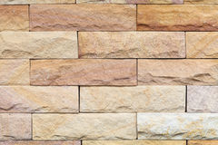 Brown concrete or cement modern tile wall background and texture Stock Image