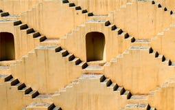Brown Concrete Door royalty free stock photography