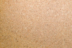 Brown Cork Board background - closeup Stock Images