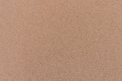 Brown cork board frame, closed up shot Stock Photography