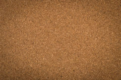 Brown cork board texture Stock Image