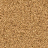 Brown Cork Surface. Seamless Texture. Royalty Free Stock Image