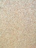 A Brown corkboard background on the vertical side. Brown corkboard background on the vertical side Stock Photography