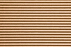 Brown corrugated cardboard Royalty Free Stock Photo