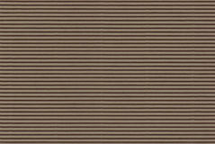 Brown Corrugated Paper - High Resolution. Corrugated art board suitable for a variety of backgrounds stock photos