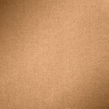 Brown cotton texture Royalty Free Stock Photography