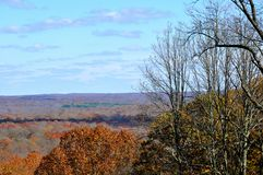 Brown County State Park Royalty Free Stock Photos