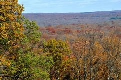 Brown County State Park Royalty Free Stock Photo