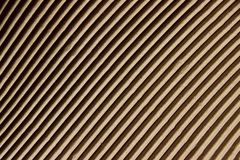 Brown Craft Paper Texture. Abstract Gray Stripes Texture Background. Cropped Shot Of Paper Background. Brown Craft Paper Texture royalty free stock photography