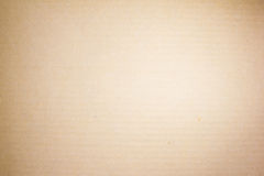 Brown craft paper texture. And background royalty free stock photo