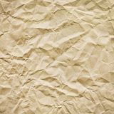 Brown craft paper texture stock image