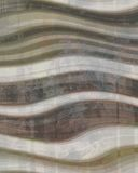 Brown and Cream Curvy Background Royalty Free Stock Images