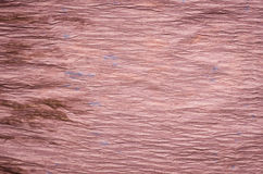 Brown crepe paper background texture Stock Image