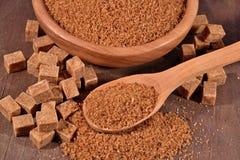 Brown cukier Zdjęcie Royalty Free