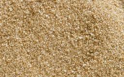 Brown cukieru tekstury Wysoka definicja zdjęcia stock