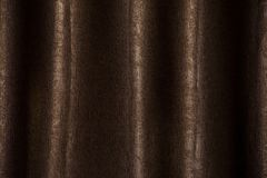 Brown curtain texture background in dark light royalty free stock photos