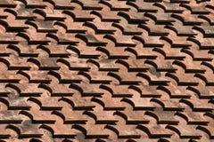 Brown-Dach lizenzfreie stockfotos