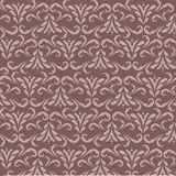 Brown damask Pattern Stock Images