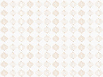 Brown damask seamless wallpaper Stock Illustration