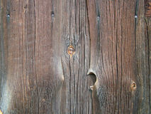 Brown dark plank. Stock Photos