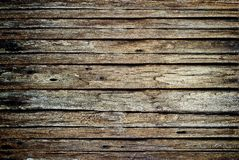 Brown dark wood grunge and rotten texture for background Stock Photo