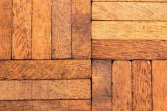 Brown de madera Imagen de archivo