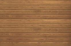 Brown deski ściany tekstury drewniany tło Obrazy Stock