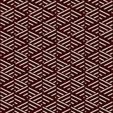 Brown diagonal lines on white background. Seamless pattern with slanted strokes. Hash stroke motif. Vector art. Brown diagonal lines on white background Stock Photos