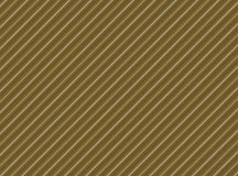Brown diagonal stripes Royalty Free Stock Photo