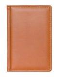 Brown Diary Royalty Free Stock Photo