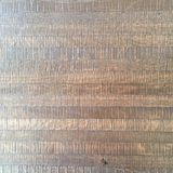 Brown distressed wooden grain texture Royalty Free Stock Photo