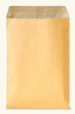 Brown A4 document envelope Royalty Free Stock Photography